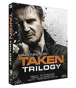 Taken Trilogia (Cofanetto 3 Blu-Ray)