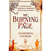 The Burning Page (The Invisible Library series, Band 3)
