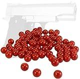 Softair-Paintball-Munition GYD 6mm.BB Rote-Kugeln Mengenauswahl (2400 Kugeln)