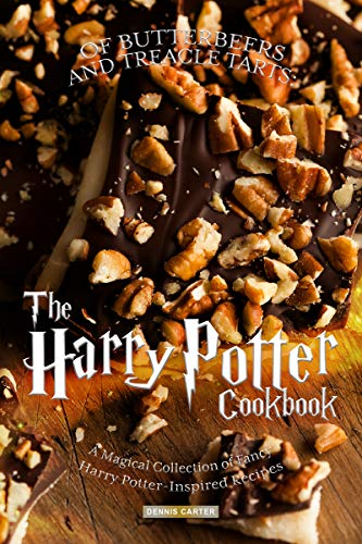 OF BUTTERBEERS AND TREACLE TARTS:: THE HARRY POTTER COOKBOOK A Magical Collection of Fancy Harry Potter-Inspired Recipes (English Edition) - Holiday Cookie Pan