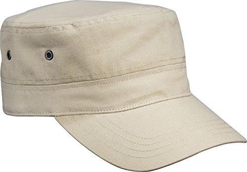 Myrtle Beach - Military Cap one size,Khaki