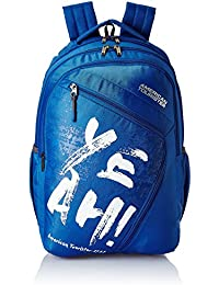American Tourister 27 Ltrs Blue Casual Backpack (AMT VOLT BACKPACK 01 - BLUE)