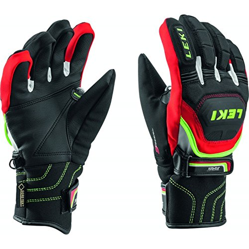LEKI Worldcup Race Coach Flex S GTX Junior Gloves Race Softshell