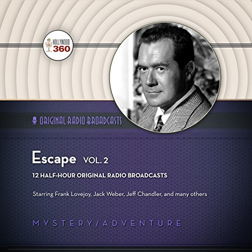 Escape, Vol. 2  Audiolibri