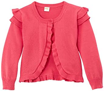 Dirkje 36BW-13660BH - Sweat-shirt - Fille - Rose (Coral Pink) - FR: 24 mois (Taille fabricant: 92)