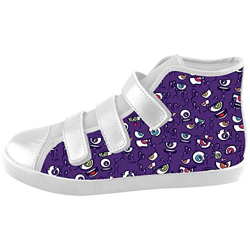 Augen Muster Schuhe Dalliy A Canvas Sneakers Shoes Kids Footwear qxS5URg5