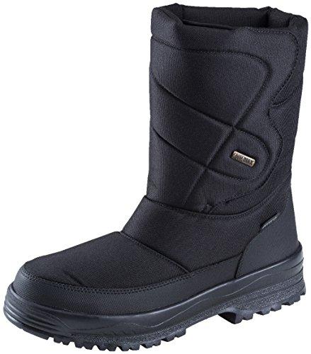 Apr-Stiefel Cortina Ii Aqx - schwarz Schwarz