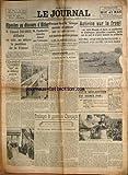 journal le no 17156 du 10 10 1939 riposte au discours d hitler daladier defense passive londres presque tout le groupe ouvrier et paysan est maintenant en prison activite sur le front moselle et sarre la hollande e condroyer en ch