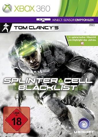 Tom Clancy's Splinter Cell Blacklist - [Xbox