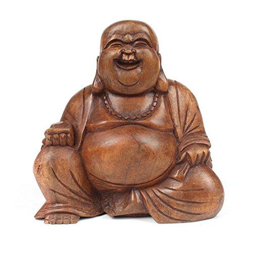 Buda sonriente, grande