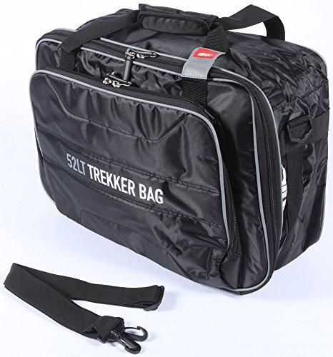 GIVI T490tasca interna per Bauletto Trekker TRK52, Nero, 40