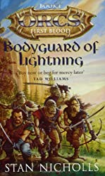 Bodyguard Of Lightning: Orcs First Blood: 1