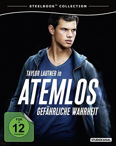 Bild von Atemlos - Gefährliche Wahrheit - Steelbook [Blu-ray]