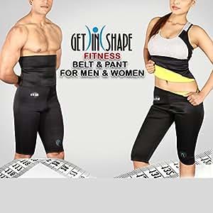 b709678846 Buy Get in Shape Fitness Belt   Pant for Men   Women Online at Low ...