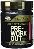 Optimum Nutrition Gold Standard Pre Workout Energie Booster (Pulver Shake mit Kreatin Monohydrat, Beta Alanin, natürliches Koffein und Vitamin B von ON) Watermelon, 30 Portionen, 330g