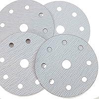 Rotix Set 20unidades–Disco de lija (Diámetro 125mm perforadas   grueso hasta medio   por 5x grano #/80/120/180/240  fabricado en Alemania   para fijo Tool y Flex