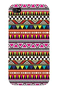 GeekCases Native Aztec Back Case for Apple iPhone 4/4S