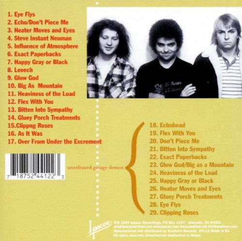 Melvins: Gluey Porch Treatments (Audio CD)