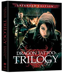 Dragon Tattoo Trilogy [DVD] [2011] [Region 1] [US Import] [NTSC]
