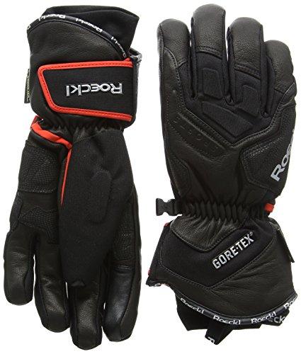 Roeckl Skodje GTX–Handschuhe Unisex, Unisex, schwarz, 42