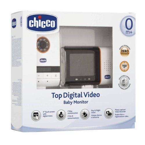Chicco 025670 - Baby Controllo Top Digital Video