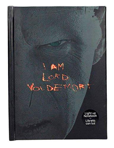 Harry Potter Lord Voldemort Libreta