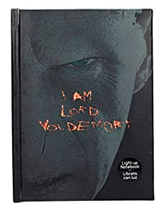 SD toys- Harry Potter Lord Voldemort Libreta (SDTWRN27466)