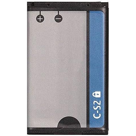 Batería de repuesto para Blackberry Curve 8520853093009330teléfono móvil C-S2