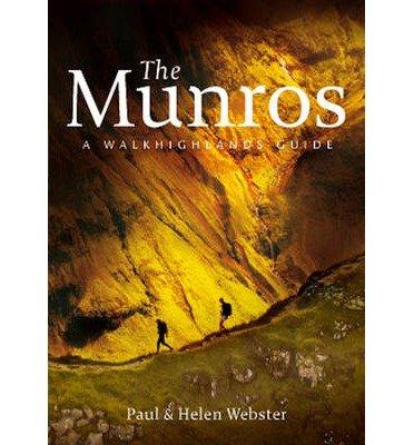 The Munros A Walkhighlands Guide by Webster, Helen ( AUTHOR ) Dec-07-2012 Paperback