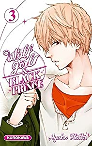Wolf Girl and Black Prince Edition simple Tome 3