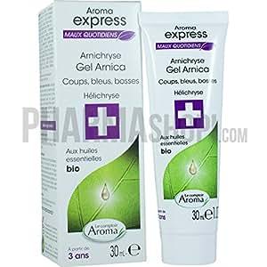 Aroma express Arnica gel Le Comptoir Aroma - tube de 30 ml