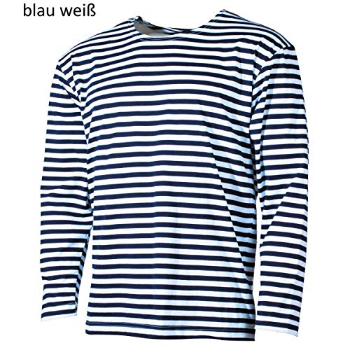 Russisches Marine Shirt, langarm, Sommer, Größe L