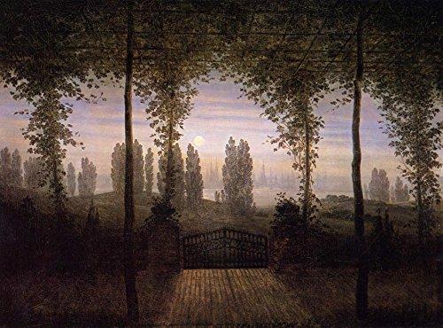 Das Museum Outlet–Bild in Erinnerung an Johann Emanuel Bermer (1817)–A3Poster