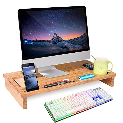 homfa-bamboo-laptop-stand-riser-monitor-notebook-tv-printer-cellphone-stand-storage-container-60-x-3