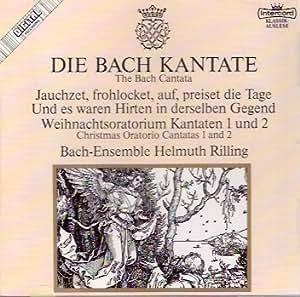 Die Bach Kantate - Bach-Ensemble Helmuth Rilling