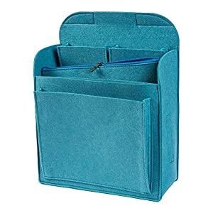 Rucksack Organizer aus Filz für Fjällräven Kanken 20l, grau (Farbe/Größe wählbar) | Taschenorganizer für Rucksäcke mit…
