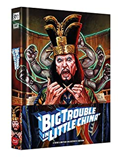 Big Trouble in Little China - 2-Disc Limited Collector's Edition - Uncut [Blu-ray]
