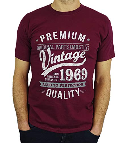 My Generation Gifts 1969 Vintage Year - Aged to Perfection - 50...