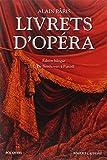 LIVRETS D'OPERA T01 -ED BILING
