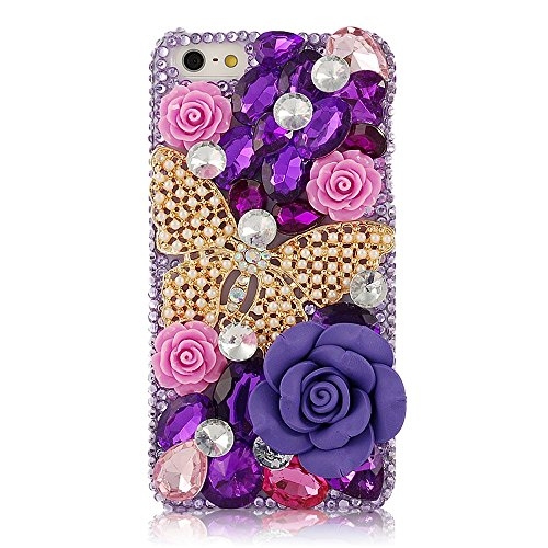evtech-tm-per-iphone-5-5s-t-mobile-at-t-sprint-verizon-mano-3d-bling-cristallo-oro-farfalla-strass-c