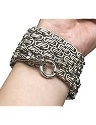 Penixon volle Stahl Selbstverteidigung Hand Armband Kette