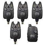 Mack2 Coffret 4 détecteurs Carpe Revenger sx Alarm Set + Centrale
