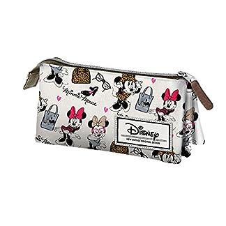 Estuche portatodo triple de Minnie Mouse ' Fashion'