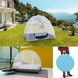 probache moustiquaire d me pop up 195x150 cm mobile pour. Black Bedroom Furniture Sets. Home Design Ideas