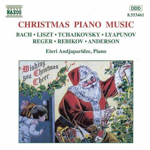 Weihnachtsbaum, S186/R71: V. Scherzoso (Little Scherzo, 'Lighting the Tree')