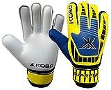 Kobo Football/Soccer Goal Keeper Gloves Supreme (Imported)