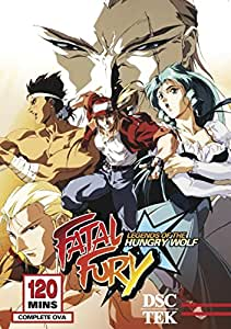 Fatal Fury Complete Ova Series [DVD] [2014] [Region 1] [US Import] [NTSC]