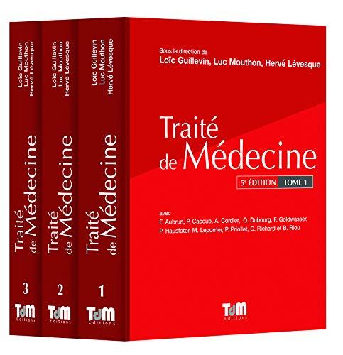 Traite de Medecine, 5e Édition en 3 Volumes