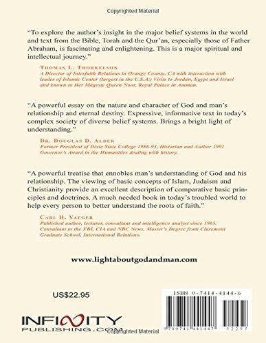 Light About God & Man
