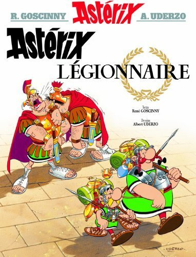 Ast??rix - Ast??rix l??gionnaire - n??10 (Asterix) (French Edition) by Rene Goscinny (2005-09-15)
